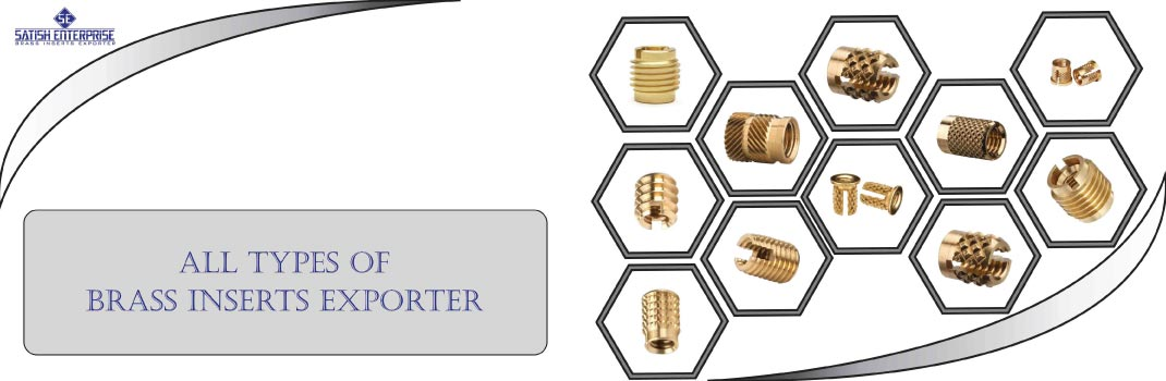 Brass Inserts Exporter